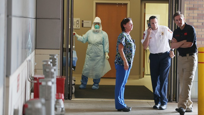 Repentina alerta en L.A. por ébola