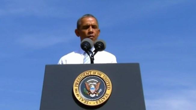 Obama cierra visita con gran anuncio