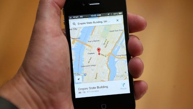iPhone los lleva por ruta peligrosa