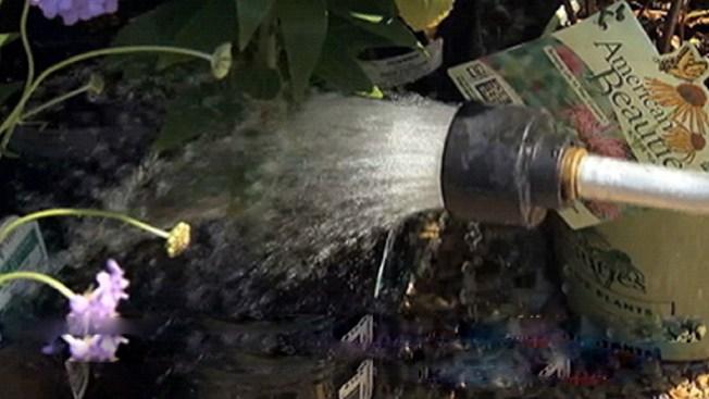 Imponen límites al uso de agua