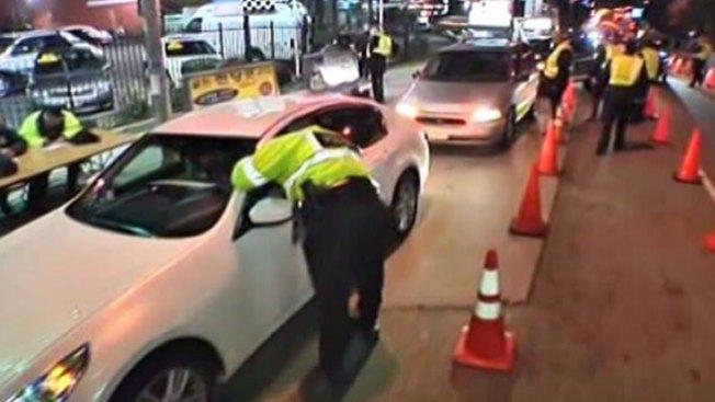 Retenes buscan evitar que conductores manejen borrachos