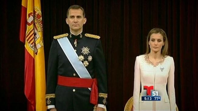 El Papa recibe a los reyes de España
