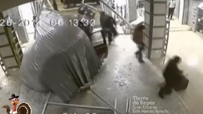 El detalle que delataría a estos ladrones