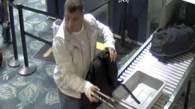 Se roban un Rolex en aeropuerto