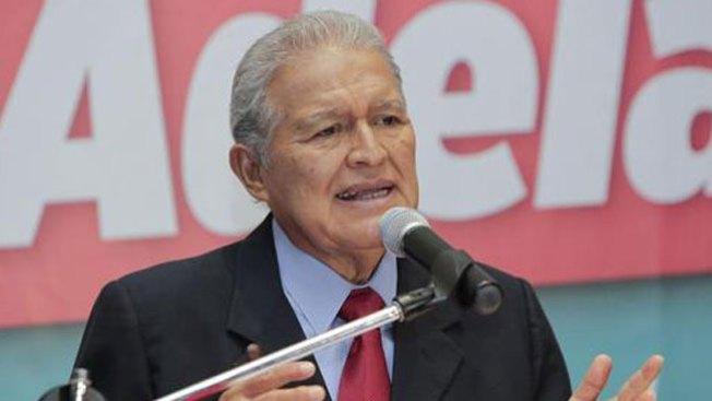 El Salvador: Sánchez Cerén, presidente
