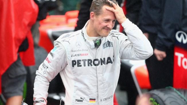 Schumacher en estado crítico