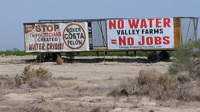Duras regulaciones para uso del agua