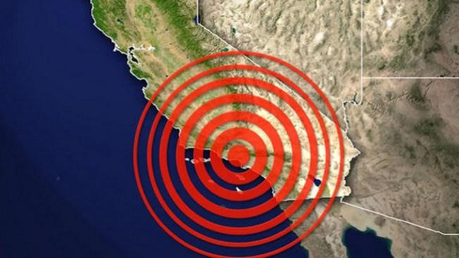 Otro sismo sacude a Los Ángeles