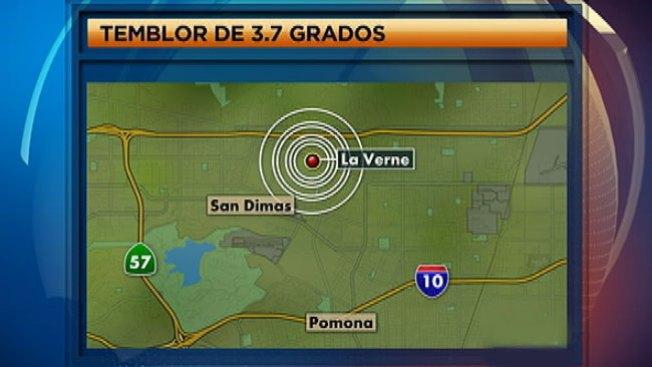 Dos temblores provocan gran susto