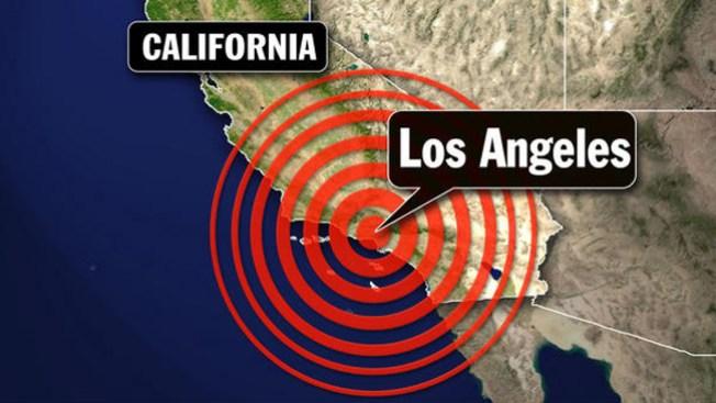 L.A. se sacude otra vez