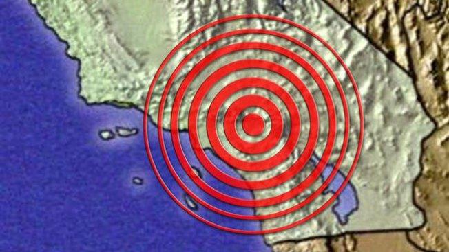 Temblor da susto al sur de California