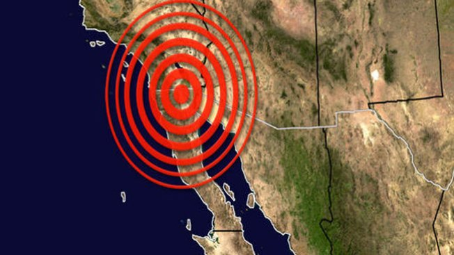 Otro temblor sacude a California