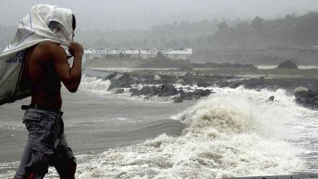 Japón, en alerta por poderoso tifón
