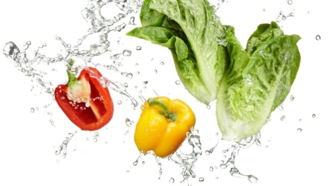 Evita intoxicaciones, ¡lava tus verduras!