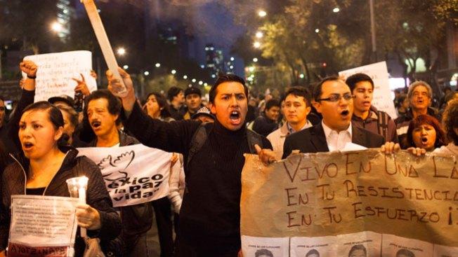 Negro festejo del 20 de nov. en México