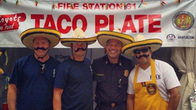 Cae polémica sobre bomberos de L.A.