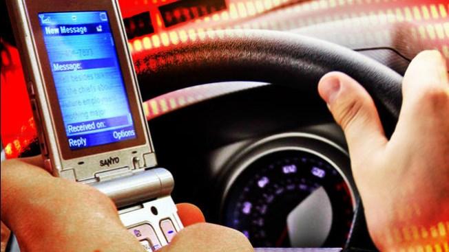 Guerra contra uso de celular al volante