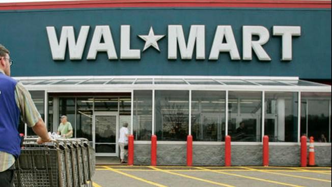 Muerte en tienda Wal-Mart