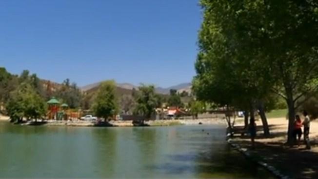 De viaje al parque regional de Yucaipa