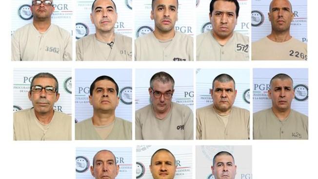 """Extraditan a EEUU a capos """"La Barbie"""" y """"El Coss"""""""