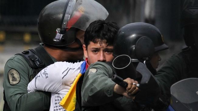 Ya se investiga en México a los 13 venezolanos