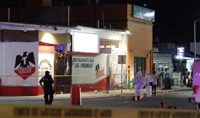 Playa del Carmen: detienen a sospechosos de masacre