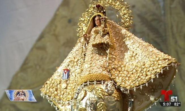 Cuba y Miami celebran a la Virgen de la Caridad