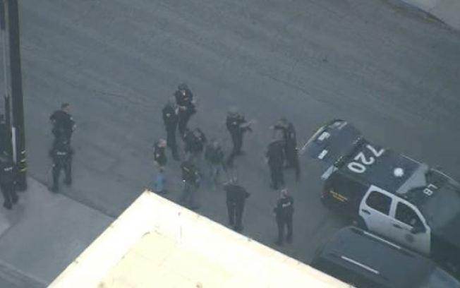 Tiroteo en Long Beach deja varios heridos