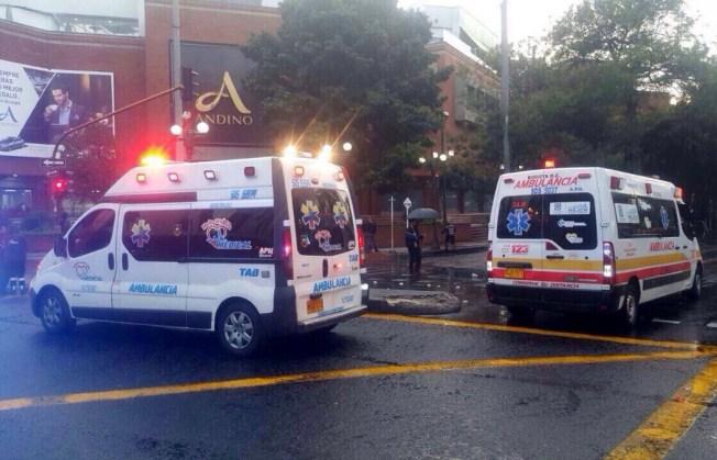 PPK se solidarizó con Colombia por atentado en centro comercial de Bogotá