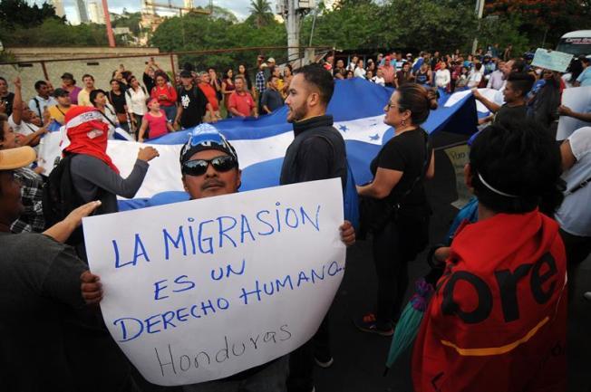 Al menos siete migrantes hondureños han muerto desde primera caravana hacia EE.UU.