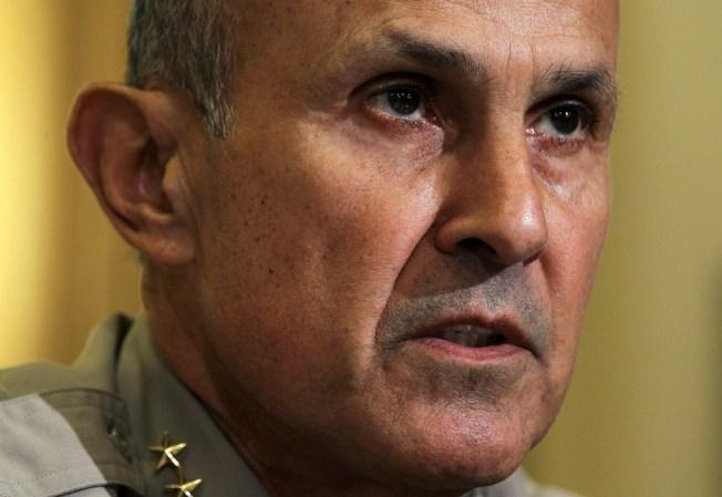 Culpable el ex sheriff Lee Baca