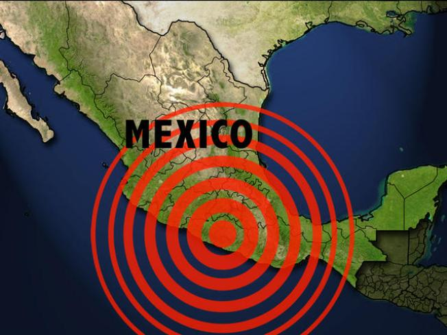 Sismo sacude a México otra vez