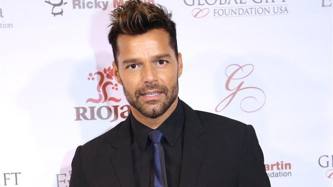 Ricky Martin defiende su participación en serie sobre Versace