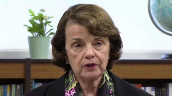 Hombre acusado de amenazar a senadora Feinstein