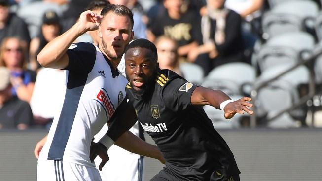 Whitecaps sorprenden a LAFC, líder del Oeste en la MLS