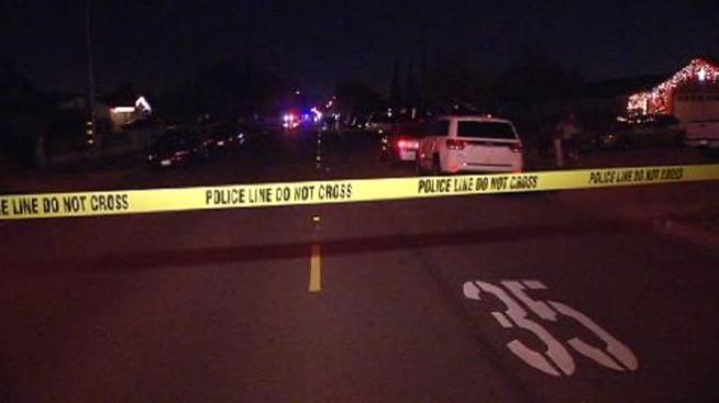 Hallan 4 muertos en casa en Fontana