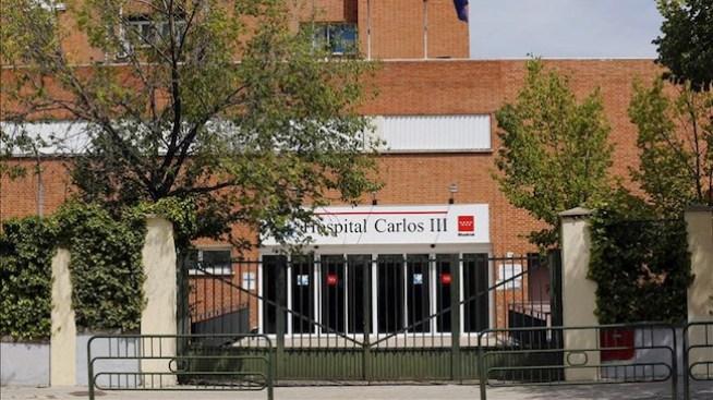 Ébola: mejora enfermera española