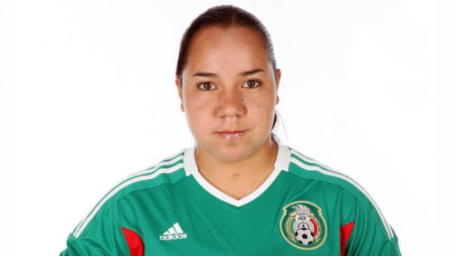 Charlyn Corral: México Femenina
