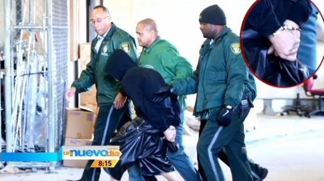 Suspenden policías por escoltar a Bieber
