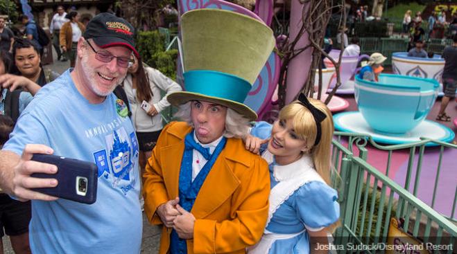 Un fanático visitó Disney World 2.000 días seguidos