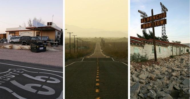 Ruta 66: un paseo visual por la histórica carretera