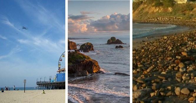 Las 10 playas más contaminadas de California