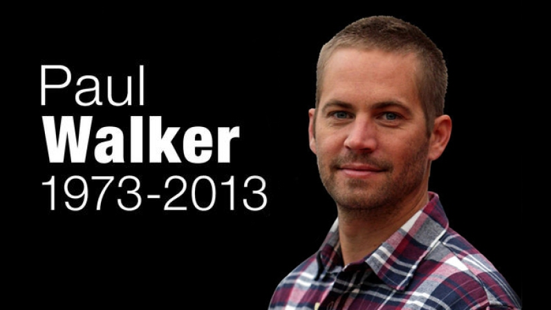"30 DE NOVIEMBRE, 2013: Muere en un accidente automovilístico en California el actor de la serie ""The Fast and the Furious"", Paul Walker. Viajaba como pasajero en un Porsche Carrera GT que conducía un amigo."