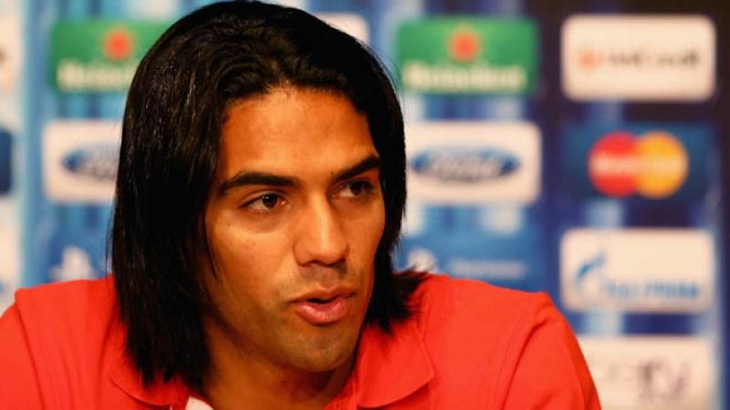 Radamel Falcao está pasando por el mejor momento de su carrera.